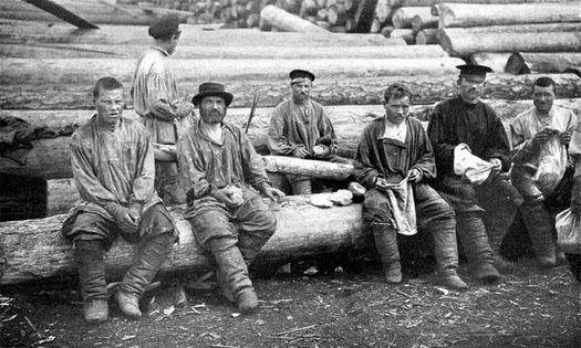 Дореволюционные работники