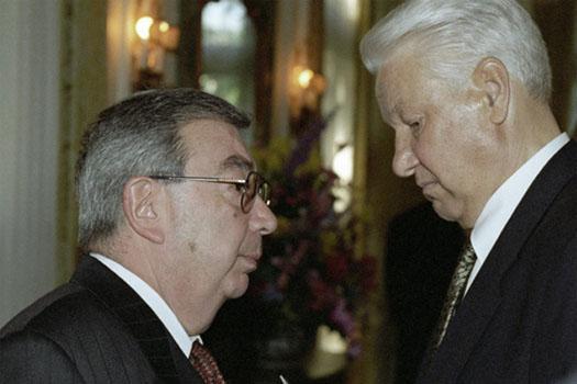 Примаков против Ельцина