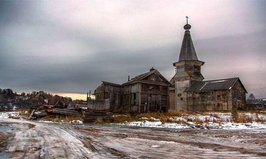 Мертвое село